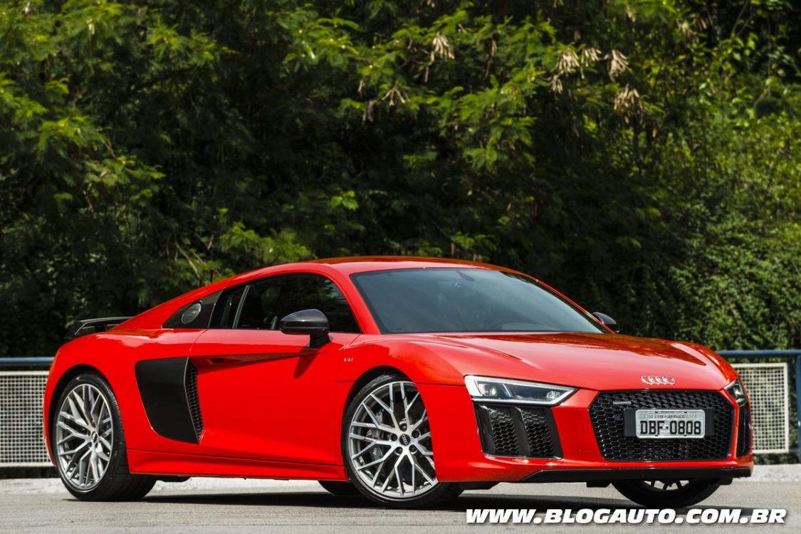 Audi R8 2018: tudo sobre o superesportivo de mais de R$ 1 mi