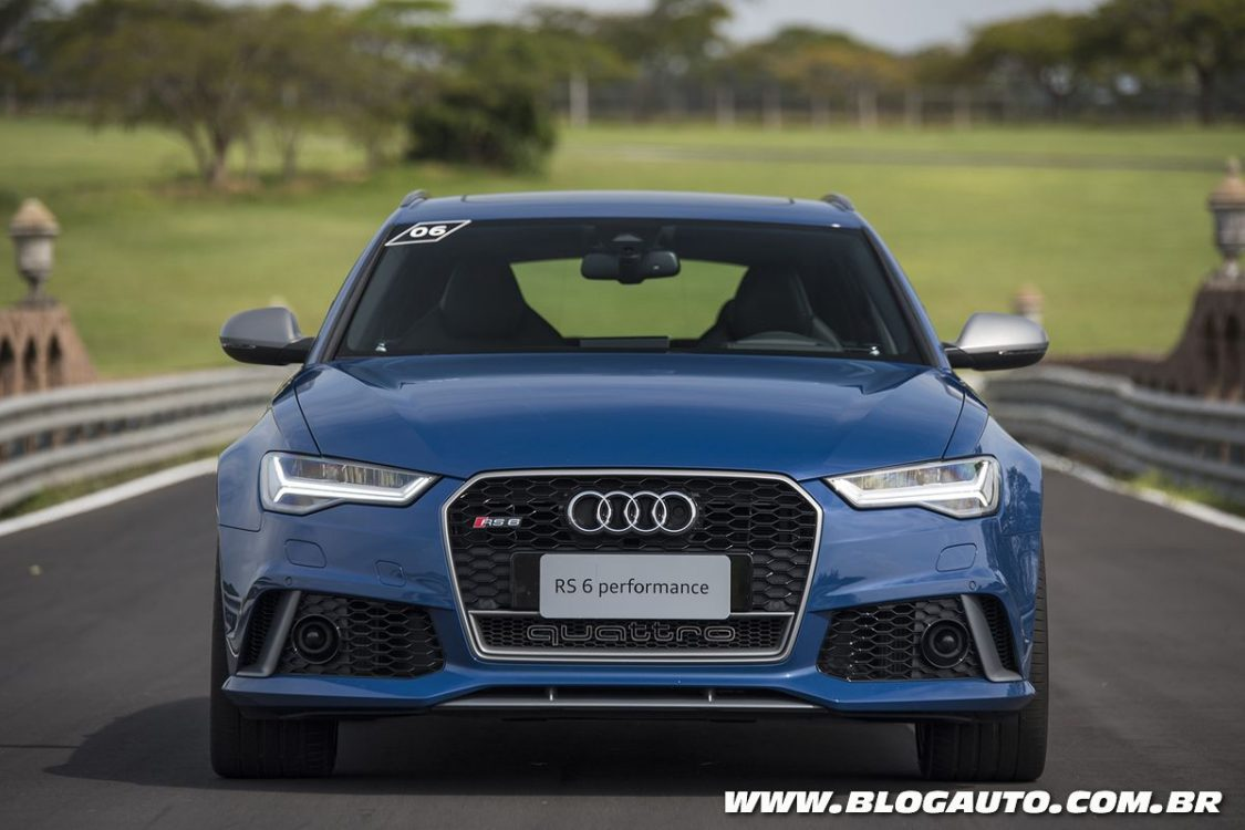 audi rs6 avant e rs7 performance chegam ao brasil blogauto. Black Bedroom Furniture Sets. Home Design Ideas
