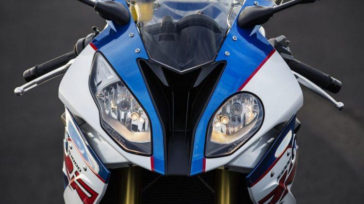 BMW S 1000 RR Tricolor
