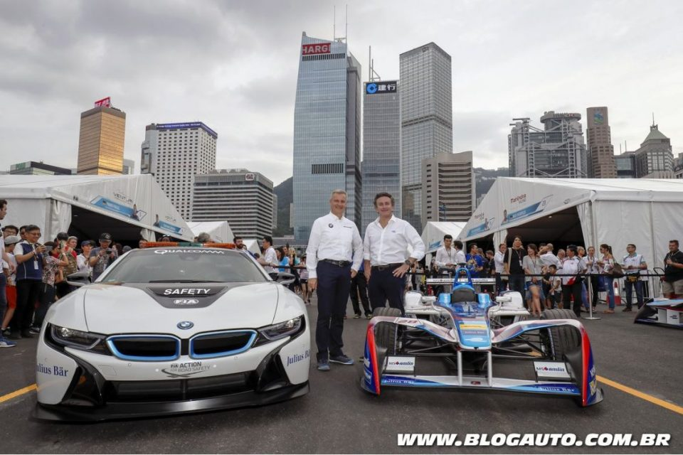 BMW na Fórmula E