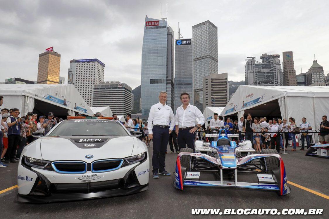 Audi e BMW confirmam participação na Fórmula E 2018