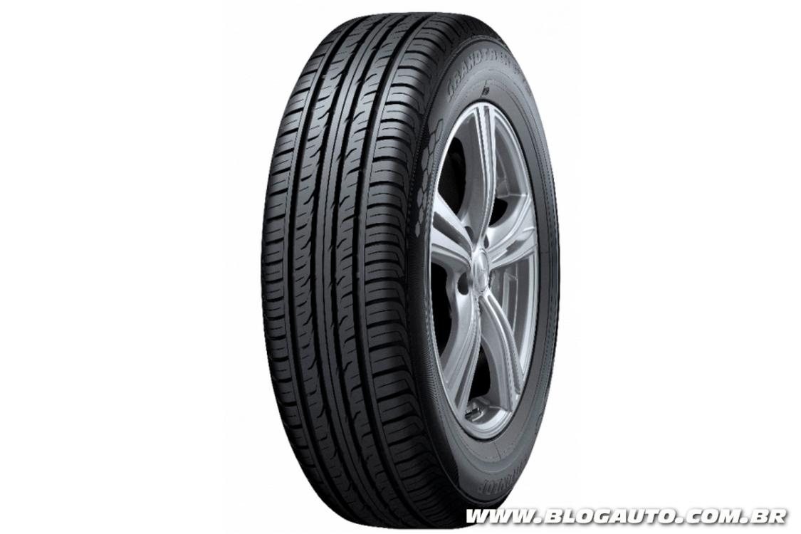 Dunlop lança novo pneu exclusivo para SUVs