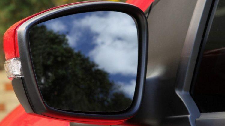 Espelho retrovisor do Volkswagen Polo