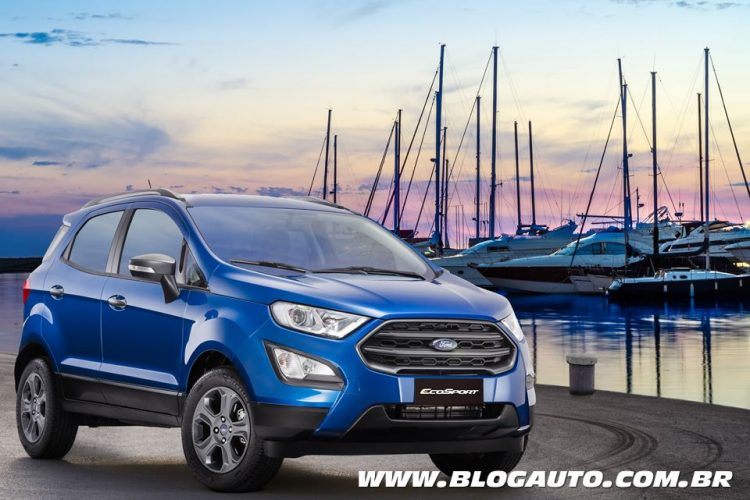 Ford EcoSport 2018 FreeStyle