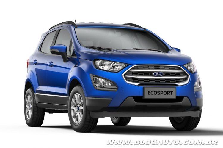 Ford EcoSport 2018 SE