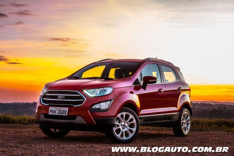 Ford EcoSport 2018 Titanium
