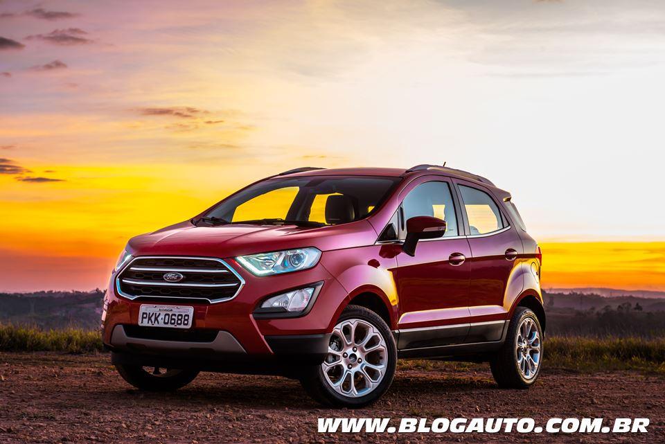 Avaliação: Ford Ecosport 2018, mudou o bastante?