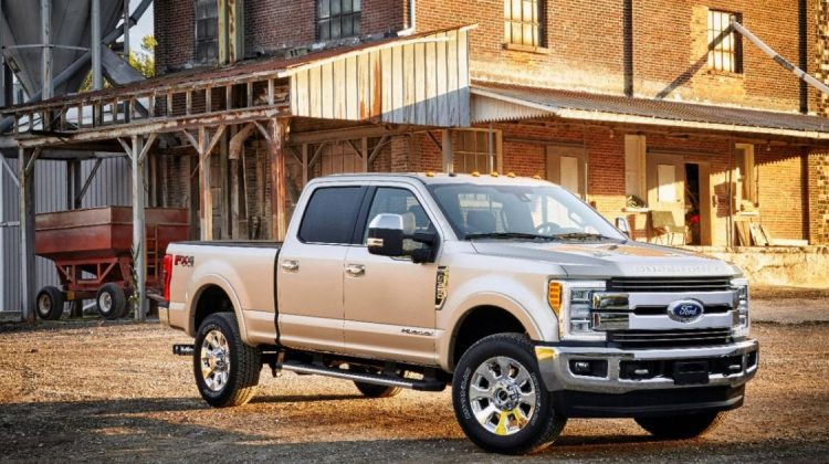 Ford F-350 KingRanch 5533 2017