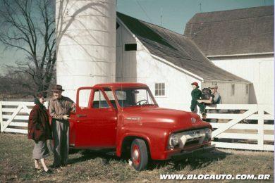 F100 1954