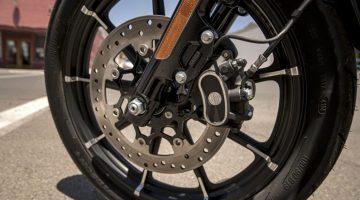 Freio ABS da Harley-Davidson