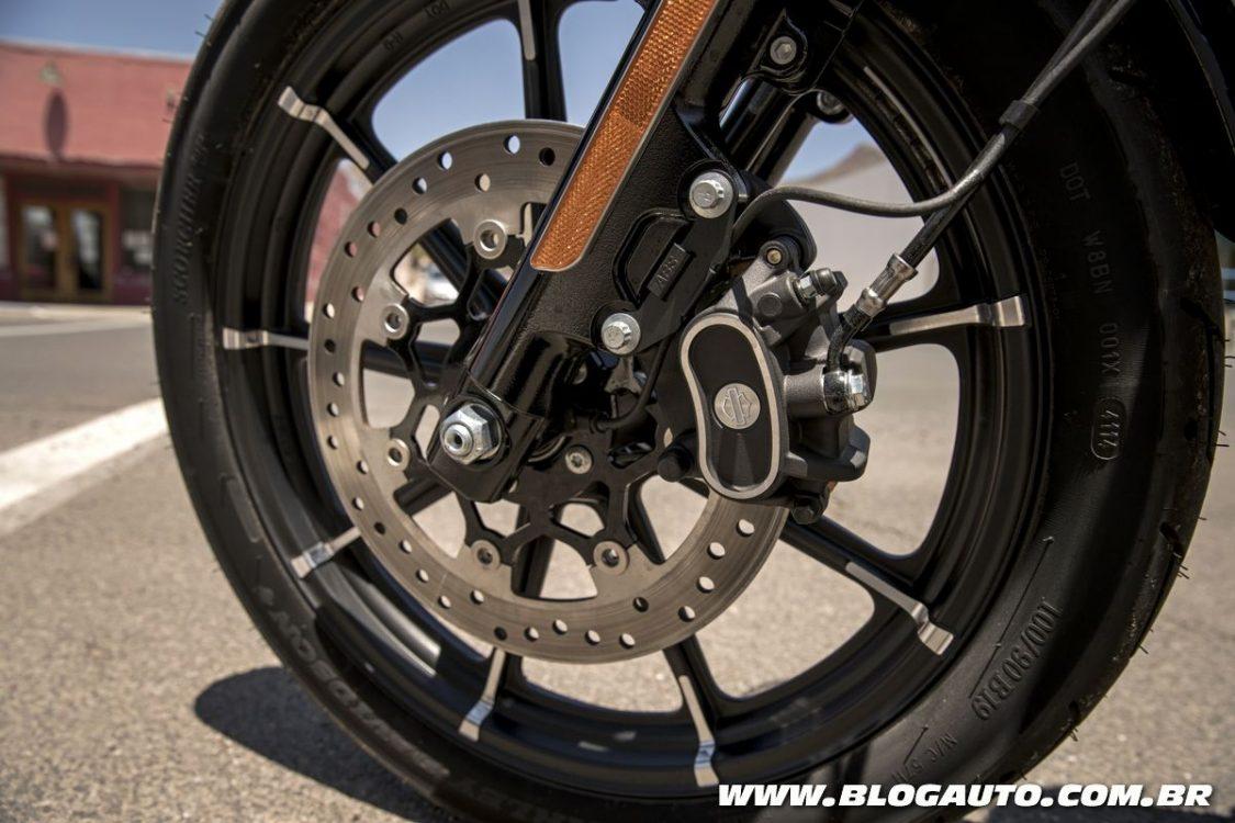 Harley-Davidson dá dicas de utilização do ABS em motos