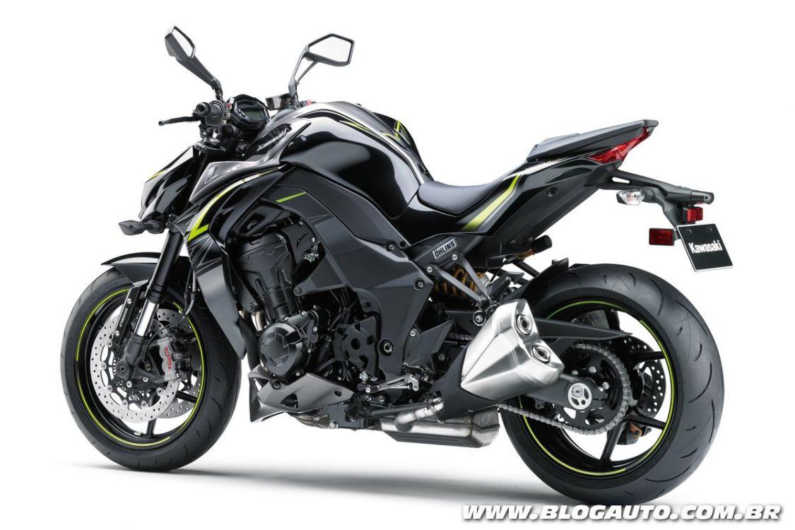 Kawasaki Z1000 R Edition chega como série especial - BlogAuto