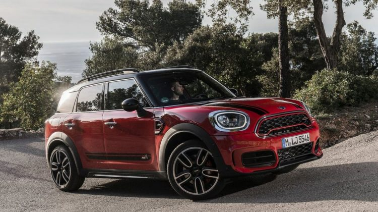 MINI Countryman JCW 2018