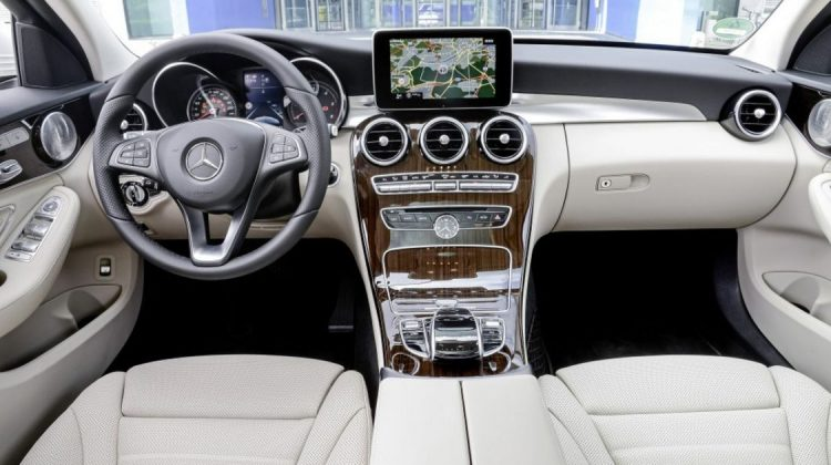 Mercedes-Benz C 300 Estate Avantgarde