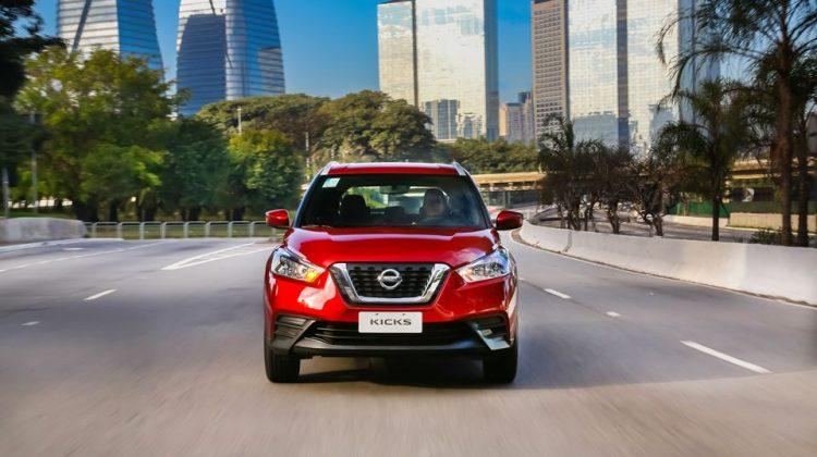 Nissan Kicks 2018 S CVT
