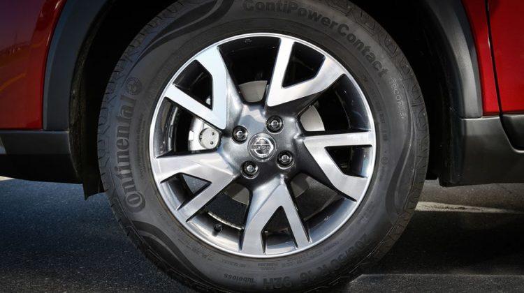 Nissan Kicks 2018 S CVT roda