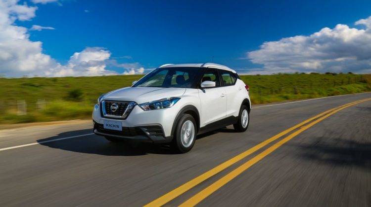 Nissan Kicks 2018 S Manual