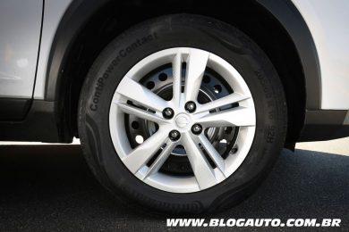 Nissan Kicks 2018 S Manual roda