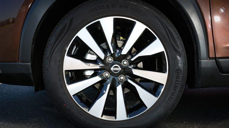 Nissan Kicks 2018 SL roda