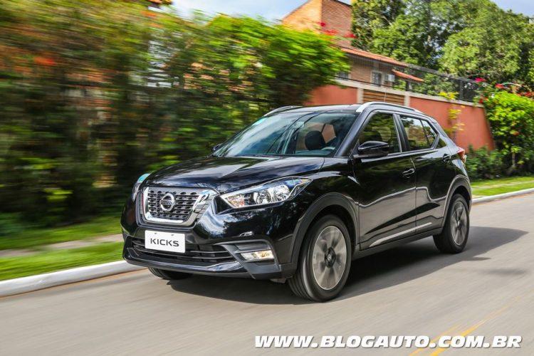 Nissan Kicks 2018 SV