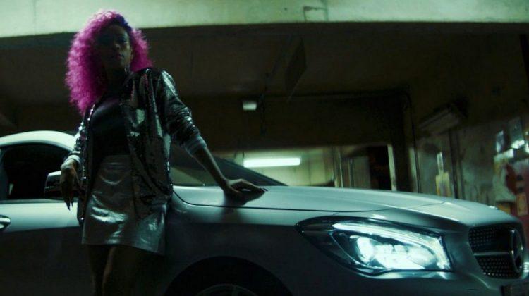 Nova ação publicitária da Mercedes-Benz