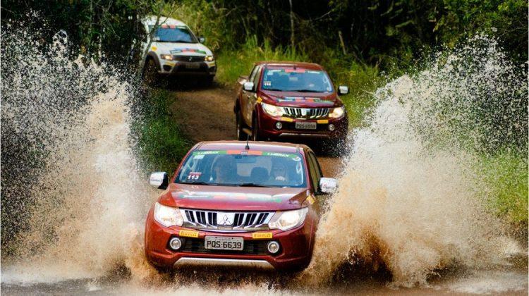Rali de regularidade Mitsubishi Motorsports