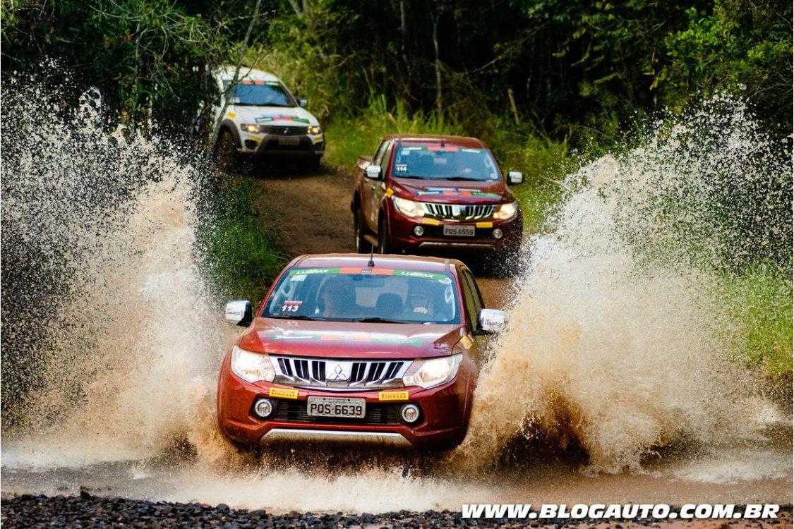 Mitsubishi divulga datas de rali para o segundo semestre