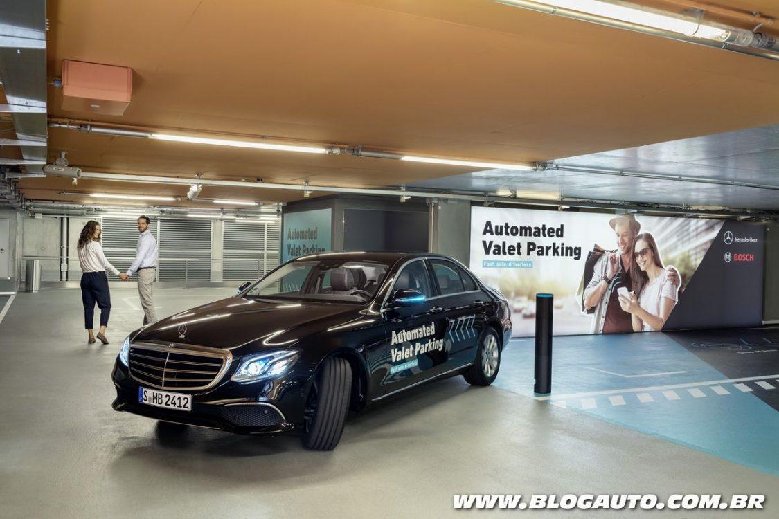 Saiba como funciona o sistema de estacionamento autônomo