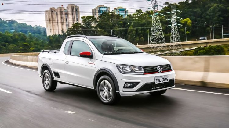 Volkswagen Saveiro Pepper 2018