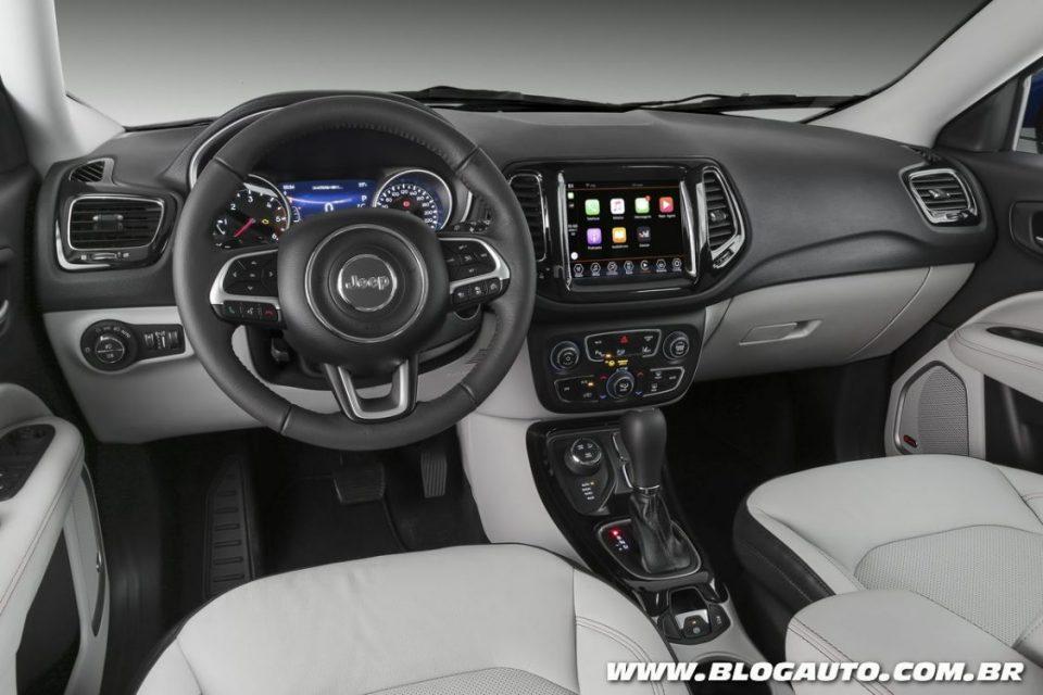 Jeep Compass 2018 Chega Com Novos Equipamentos De S 233 Rie