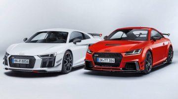 Audi TT e R8 Performance Parts