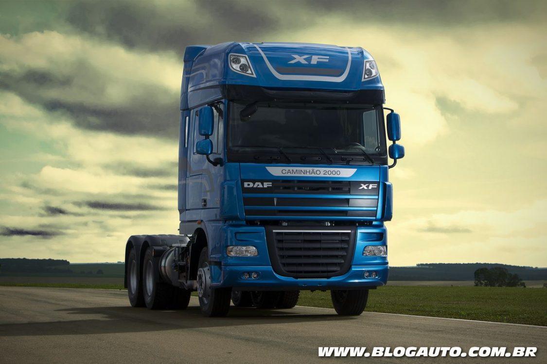 DAF entrega caminhão número 2 mil no Brasil