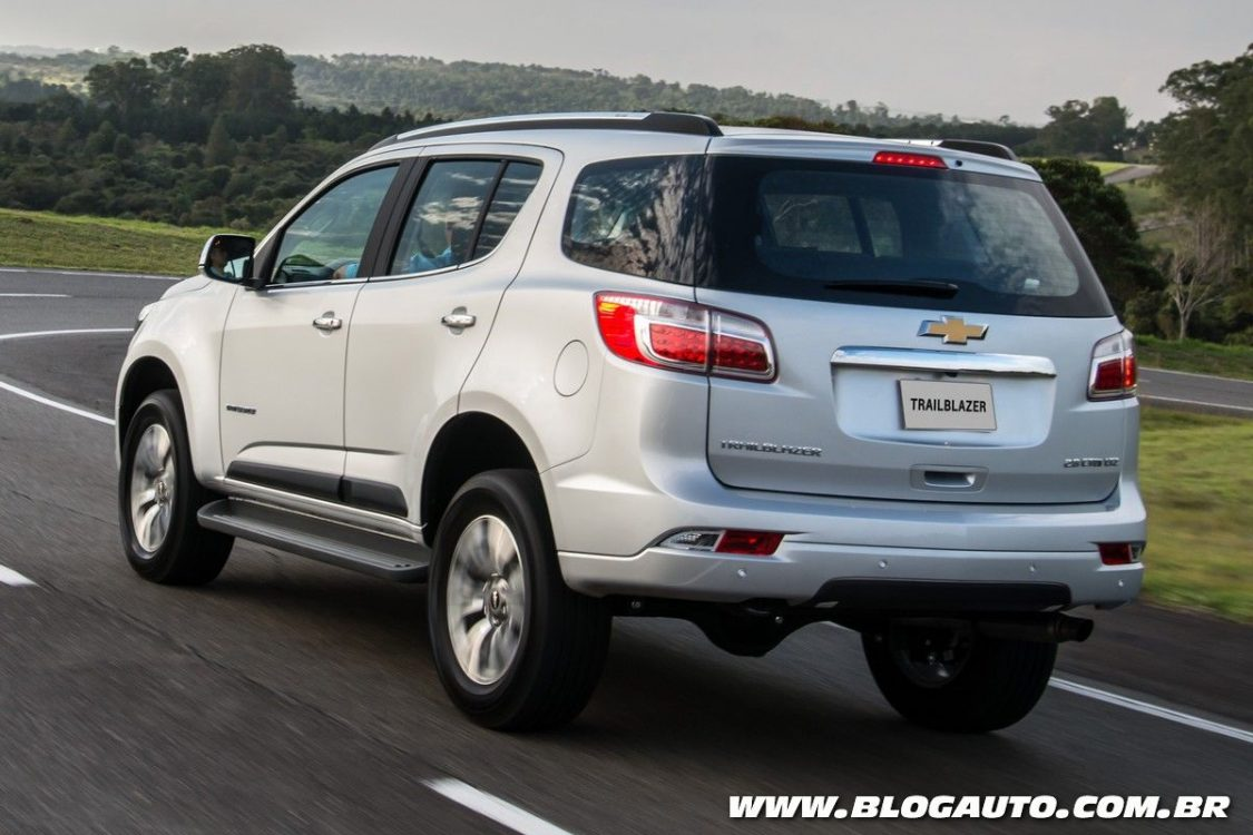 Chevrolet Trailblazer 2018 Fica Mais Eficiente E Caro
