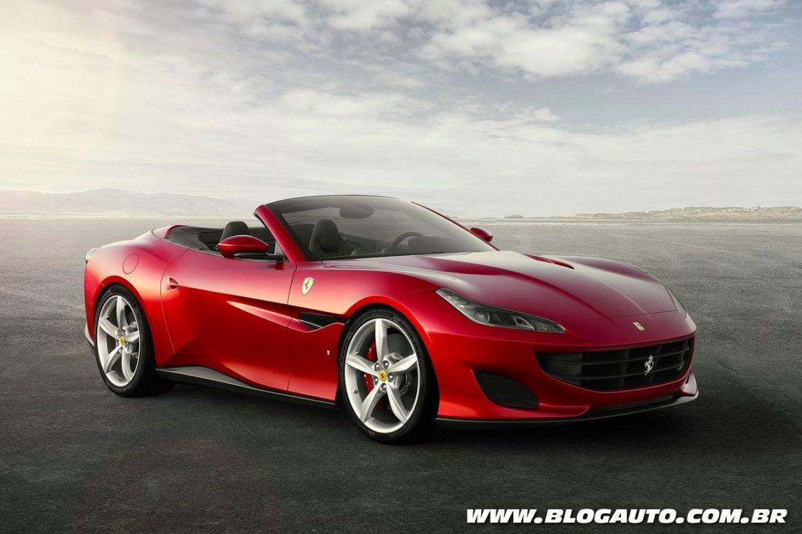 Ferrari Portofino substitui a California T com motor de 600 cv