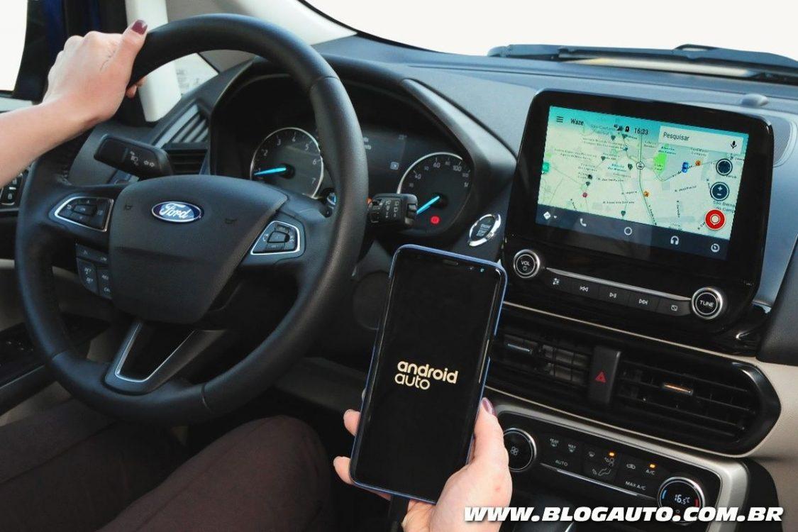 Android Auto passa a oferecer suporte ao Waze