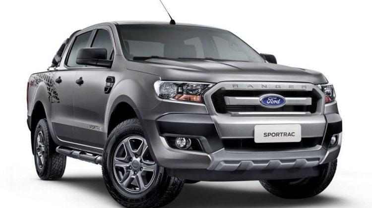 Ford Ranger Sportrac