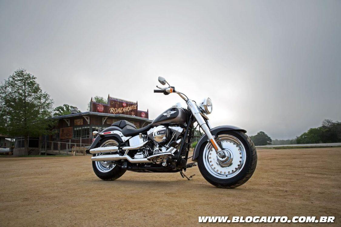 Harley-Davidson Fat Boy é oferecida com condições especiais