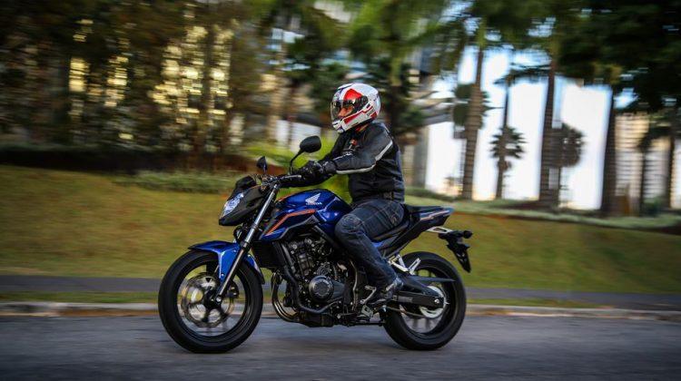 Honda CB 500 F 2018