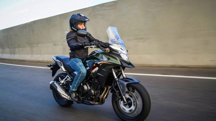 Honda CB 500 X 2018