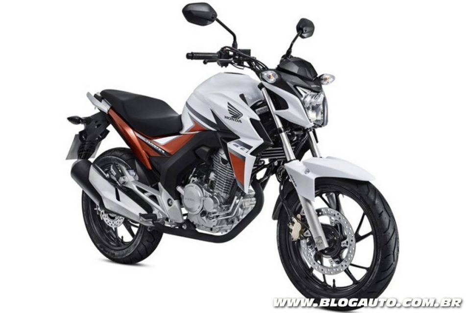 Honda CB Twister 2017