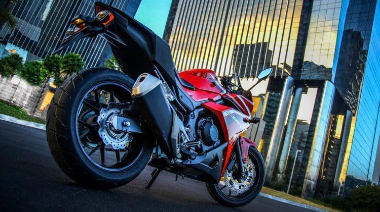 Honda CBR 500 R 2018
