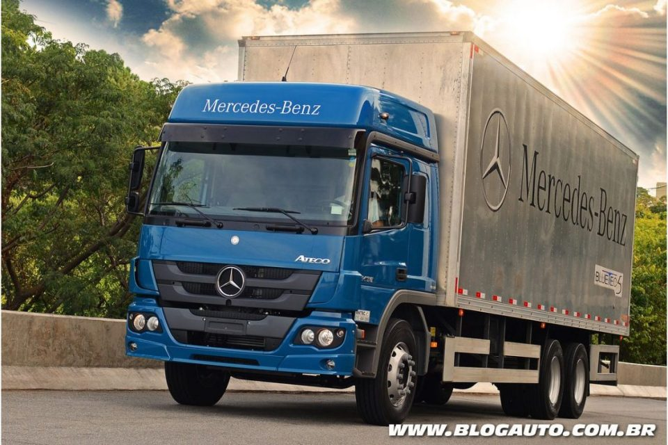 Mercedes-Benz Acteco