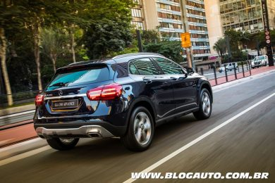 Mercedes-Benz GLA 2018