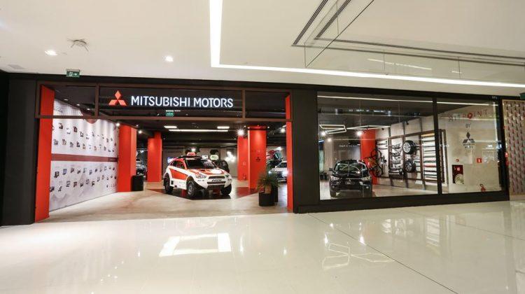 Mit Point novo espaço da Mitsubishi no Shopping JK Iguatemi