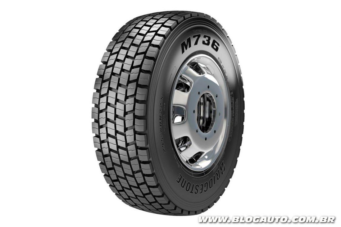 Bridgestone anuncia novo pneu para uso rodoviário