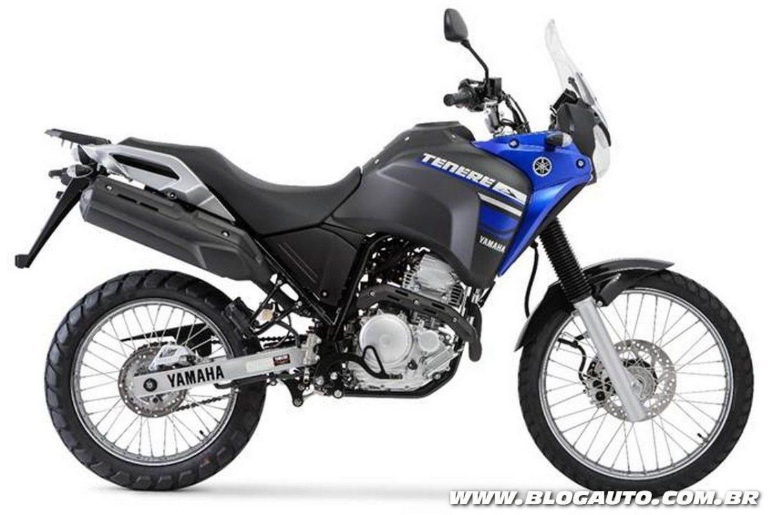 Yamaha XTZ 250 Ténéré <b>2018</b> é anunciada por R$ 16.190 ...