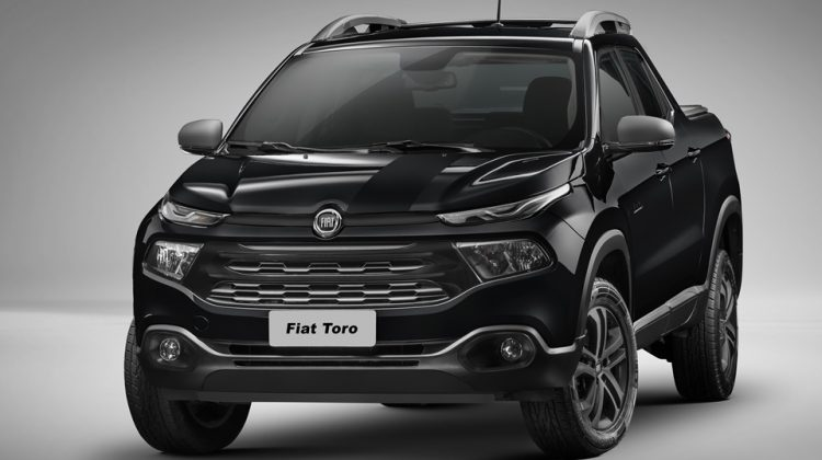 Fiat Toro BlackJack 2.4 Flex 2018
