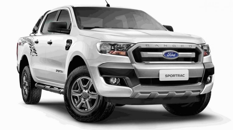 Ford Ranger 2018 Sportrac