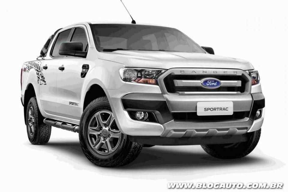 Ford Ranger 2018 Sportrac