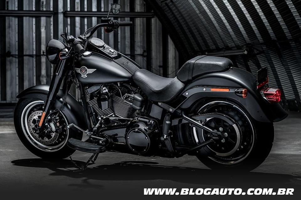 Avaliação: Harley-Davidson Fat Boy Special: a melhor ...